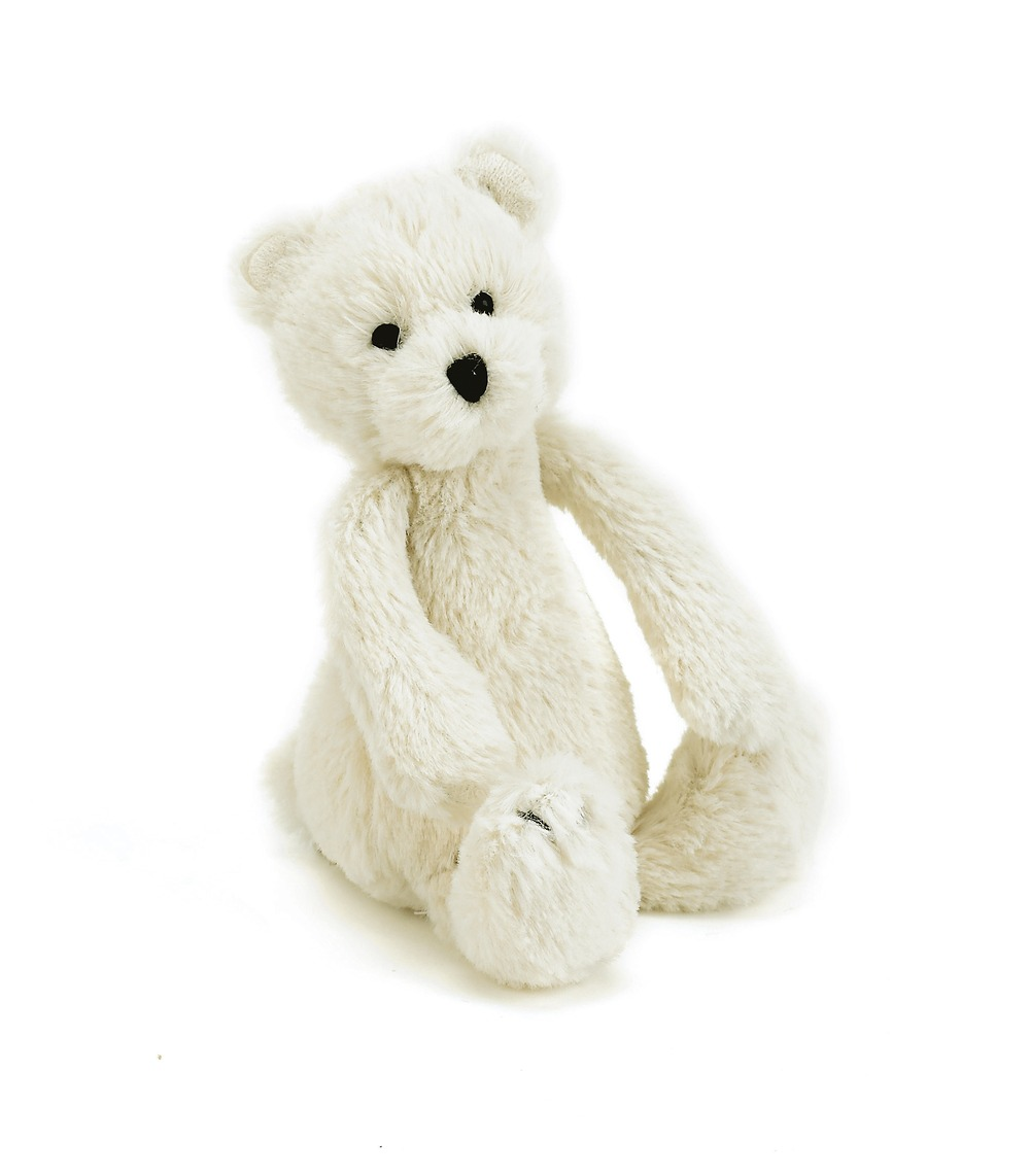 Polar Bear Toys : Marie puce paris french fashion designer for children