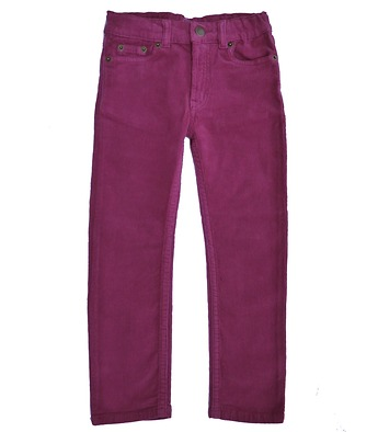 """Five pockets"" corduroy pants"