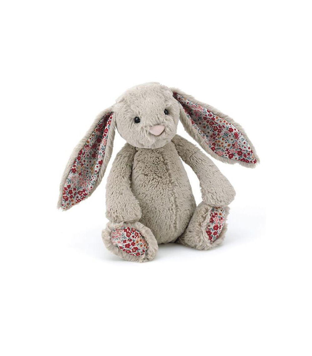 Blossom bashful bunny stuffed medium