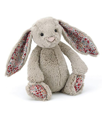 Blossom bashful bunny stuffed toy