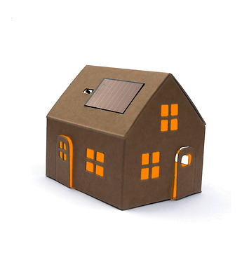 Solar night-light house Casagami