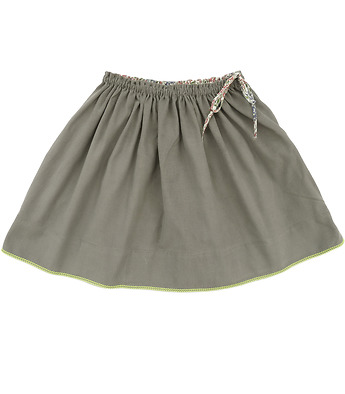 Coralie flying skirt