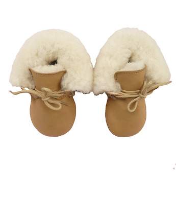 Easy Peasy Fur booties