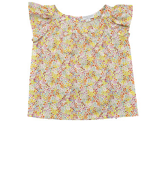 Blouse en Liberty Elisa
