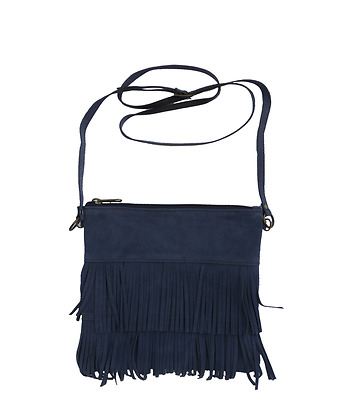 Fringes pouch