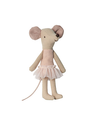 Ballerina Mouse, Big Sister from Maileg