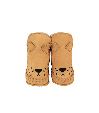 Lion boots from Donsje