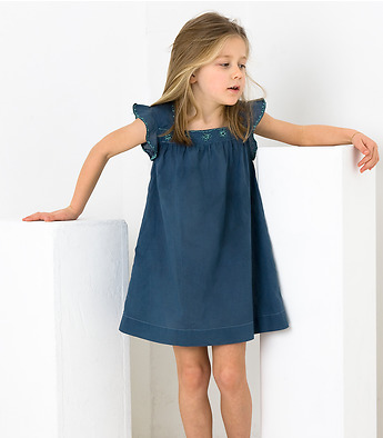 Robe brodée Holly