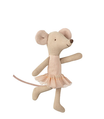 Ballerina Mouse, Little Sister from Maileg