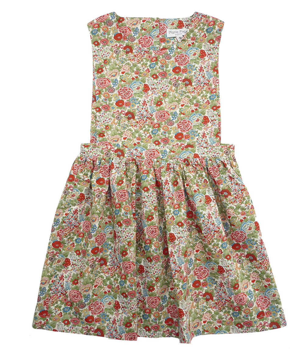 Robe en Liberty Louison