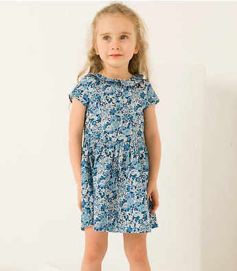 Robe Marthe en Liberty