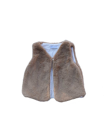 Galatee sleeveless vest