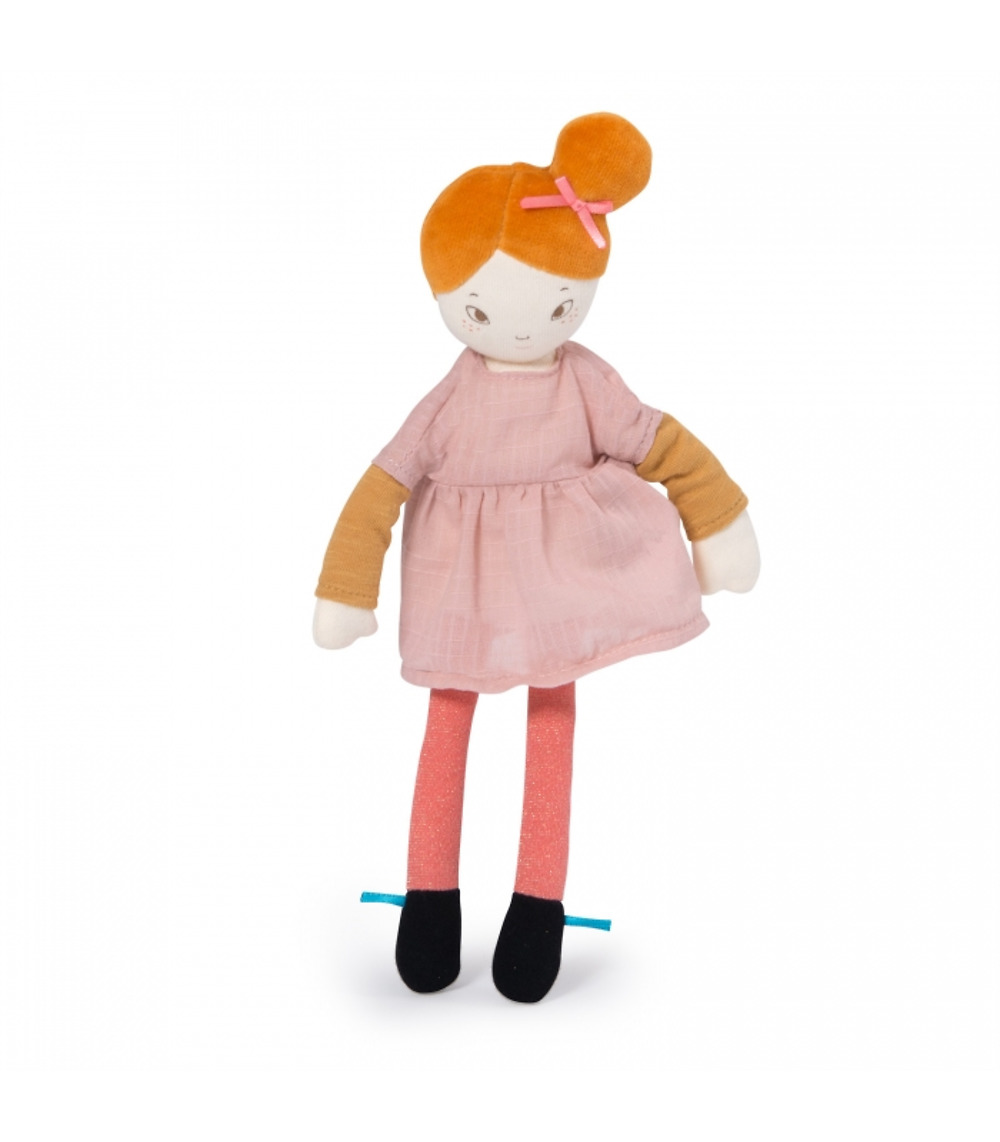 "Agathe doll from ""Les Parisiennes"" collection"