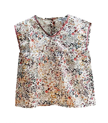 Blouse Alma en Liberty