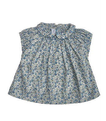 Pirouette blouse in Liberty