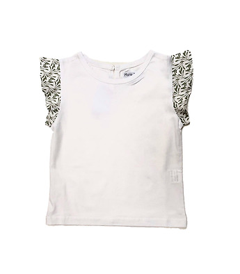 T-shirt Butterfly in organic cotton