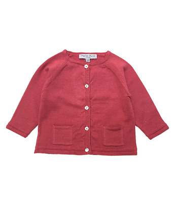 Loulou cardigan for babies